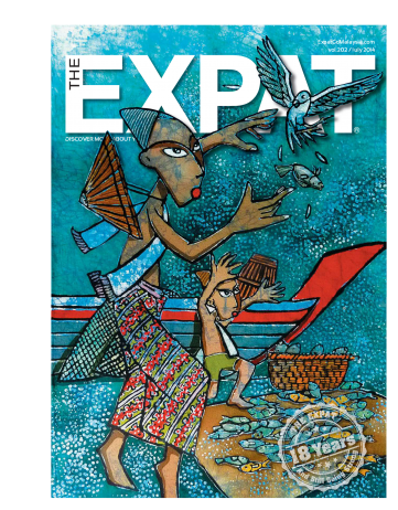 The Expat, July 2014 issue