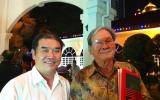 With Datuk Tay Mo Leong
