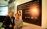 with YB Dato' Mahadzir Lokman